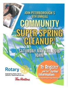Super Spring Clean Up!
